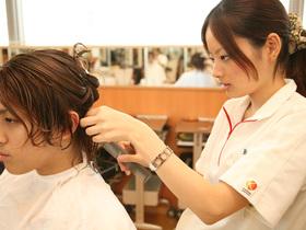ハリウッドビューティ専門学校美容科 高度専門課程のイメージ