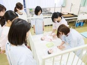 聖徳大学短期大学部(女子)保育科第一部のイメージ