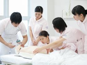 神奈川歯科大学短期大学部看護学科のイメージ
