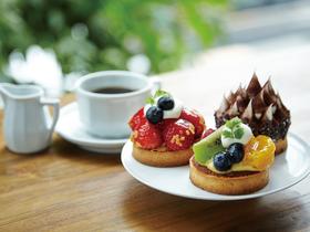 専門学校 福岡ビジョナリーアーツフードクリエイト 製菓カフェのイメージ