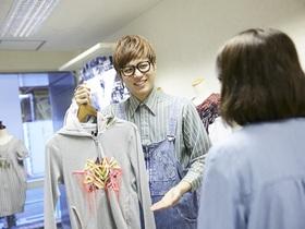 名古屋ファッション専門学校ファッション流通科のイメージ