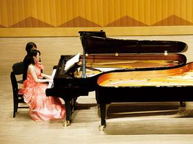 大阪音楽大学音楽学部 音楽学科 ピアノ専攻 ピアノのイメージ