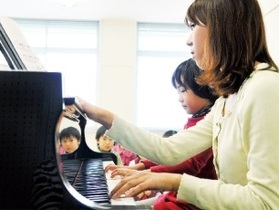 大阪音楽大学音楽学部 音楽学科 ピアノ専攻 ピアノ指導者のイメージ