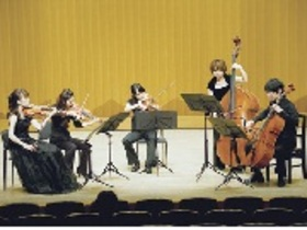 大阪音楽大学音楽学部 音楽学科 弦楽器専攻 弦楽器のイメージ