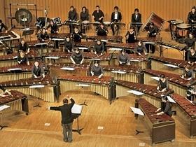 大阪音楽大学音楽学部 音楽学科 打楽器専攻のイメージ
