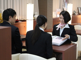 湘南ウェディング専門学校トータルプロデュース学科のイメージ
