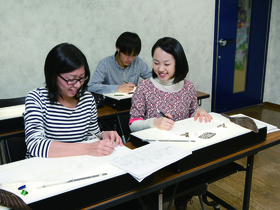 専門学校デジタルアーツ東京アニメ学科 アニメーターコースのイメージ