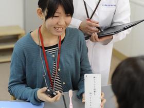 専門学校 日本聴能言語福祉学院聴能言語学科のイメージ