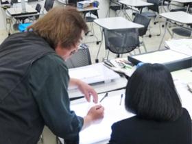 東京デザイン専門学校アニメーション科のイメージ