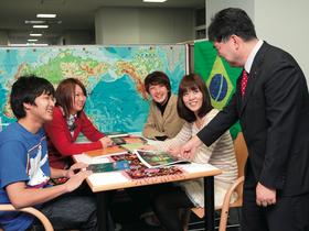 城西国際大学国際人文学部 国際文化学科のイメージ
