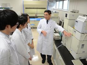 東京聖栄大学健康栄養学部 食品学科のイメージ