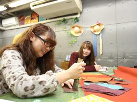 京都芸術デザイン専門学校クリエイティブデザイン学科 マイスターレッツ(ハンドメイド)コースのイメージ