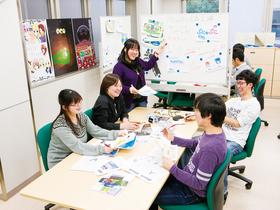 日本電子専門学校ゲーム企画のイメージ