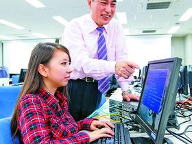 日本電子専門学校ネットワークセキュリティ(昼・夜)のイメージ