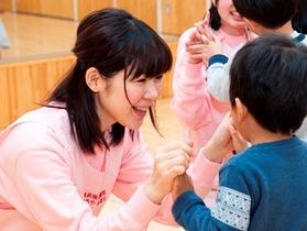 横浜保育福祉専門学校保育こどものイメージ