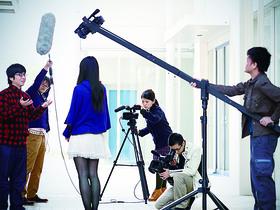 愛知淑徳大学創造表現学部 創造表現学科 メディアプロデュース専攻のイメージ