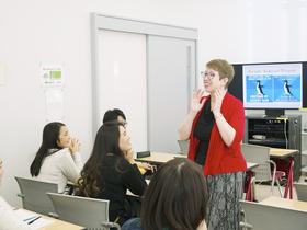 愛知淑徳大学グローバル・コミュニケーション学部 グローバル・コミュニケーション学科のイメージ