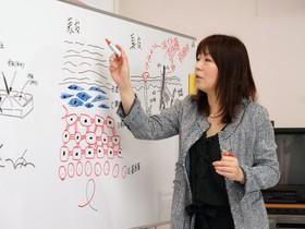 名古屋文化短期大学生活文化学科第1部 ファッションビジネス専攻 メイクアップ・コスメティックコース(2017年4月、メイクアップアートより名称変更)のイメージ
