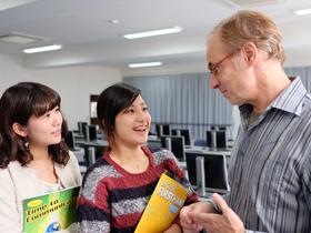 平安女学院大学国際観光学部 国際観光学科 外国語特修コースのイメージ