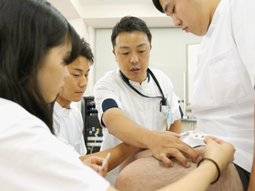 大阪医療福祉専門学校理学療法士学科 理学療法士学科(昼間部)のイメージ