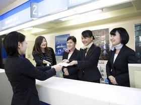 広島外語専門学校国際観光学科 エアラインコースのイメージ