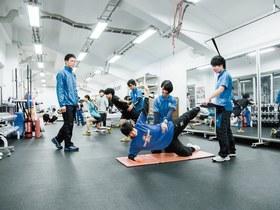 北翔大学生涯スポーツ学部 スポーツ教育学科 スポーツトレーナーコースのイメージ