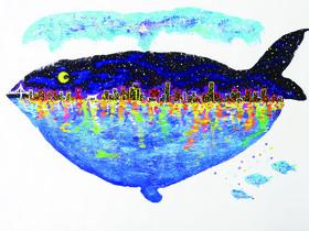 大阪総合デザイン専門学校ビジュアルクリエーター学科 イラストレーション専攻のイメージ