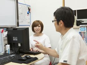 広島ビジネス専門学校キャリアビジネス科 医療秘書総合コース ドクターズクラークフィールドのイメージ
