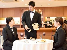 広島外語専門学校国際観光学科 ホテルコースのイメージ