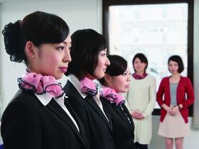 西日本アカデミー航空専門学校航空ビジネス学科 キャビンアテンダントコースのイメージ