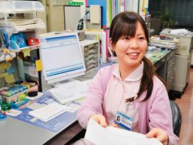 広島会計学院専門学校総合ビジネス科 医療事務コースのイメージ