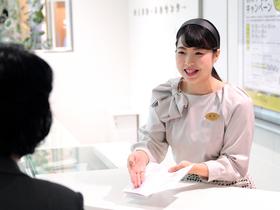 東京エアトラベル・ホテル専門学校ビジネスマナー・秘書科のイメージ