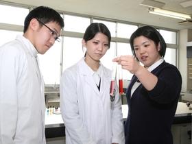 日本医療学院専門学校臨床検査技師のイメージ