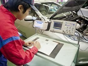 専門学校 埼玉自動車大学校一級自動車整備のイメージ