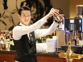 名古屋観光専門学校ホテル学科 バーテンダーコースのイメージ
