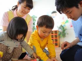 国際こども・福祉カレッジこども保育学科 保育士・幼稚園教諭コースのイメージ