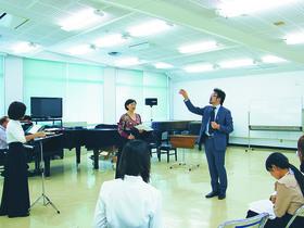 大阪音楽大学短期大学部音楽科 声楽コースのイメージ
