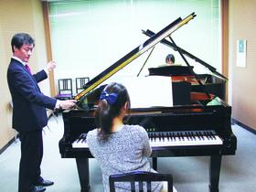 大阪音楽大学短期大学部音楽科 ピアノ・コースのイメージ