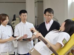 茅ヶ崎リハビリテーション専門学校理学療法学科のイメージ