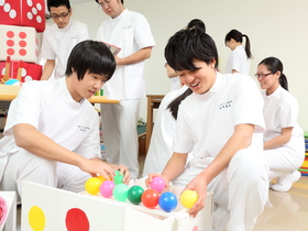 仙台リハビリテーション専門学校作業療法学科のイメージ