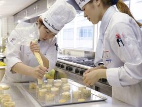 名古屋製菓専門学校製菓衛生師科のイメージ