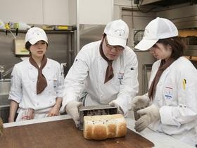 名古屋製菓専門学校製パン科のイメージ