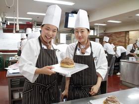 香川調理製菓専門学校製菓科のイメージ