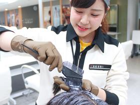 福岡美容専門学校 福岡校美容 昼間課程 カットコースのイメージ