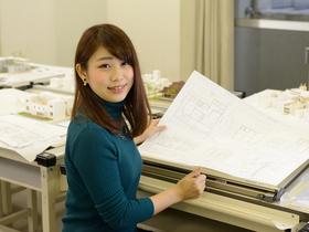 東海工業専門学校金山校建築ライセンス科 ※二級建築士受験資格取得者対象のイメージ