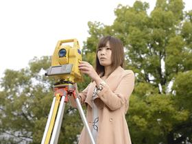 東海工業専門学校金山校測量科のイメージ