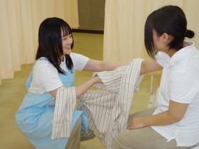 東京福祉保育専門学校介護福祉士学科のイメージ