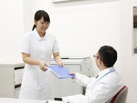 国際テクニカルデザイン☆自動車専門学校医療事務学科 ドクターズクラークコースのイメージ