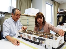 青山製図専門学校商空間デザインのイメージ