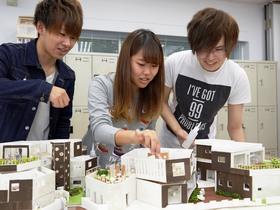 青山製図専門学校建築インテリアデザインのイメージ
